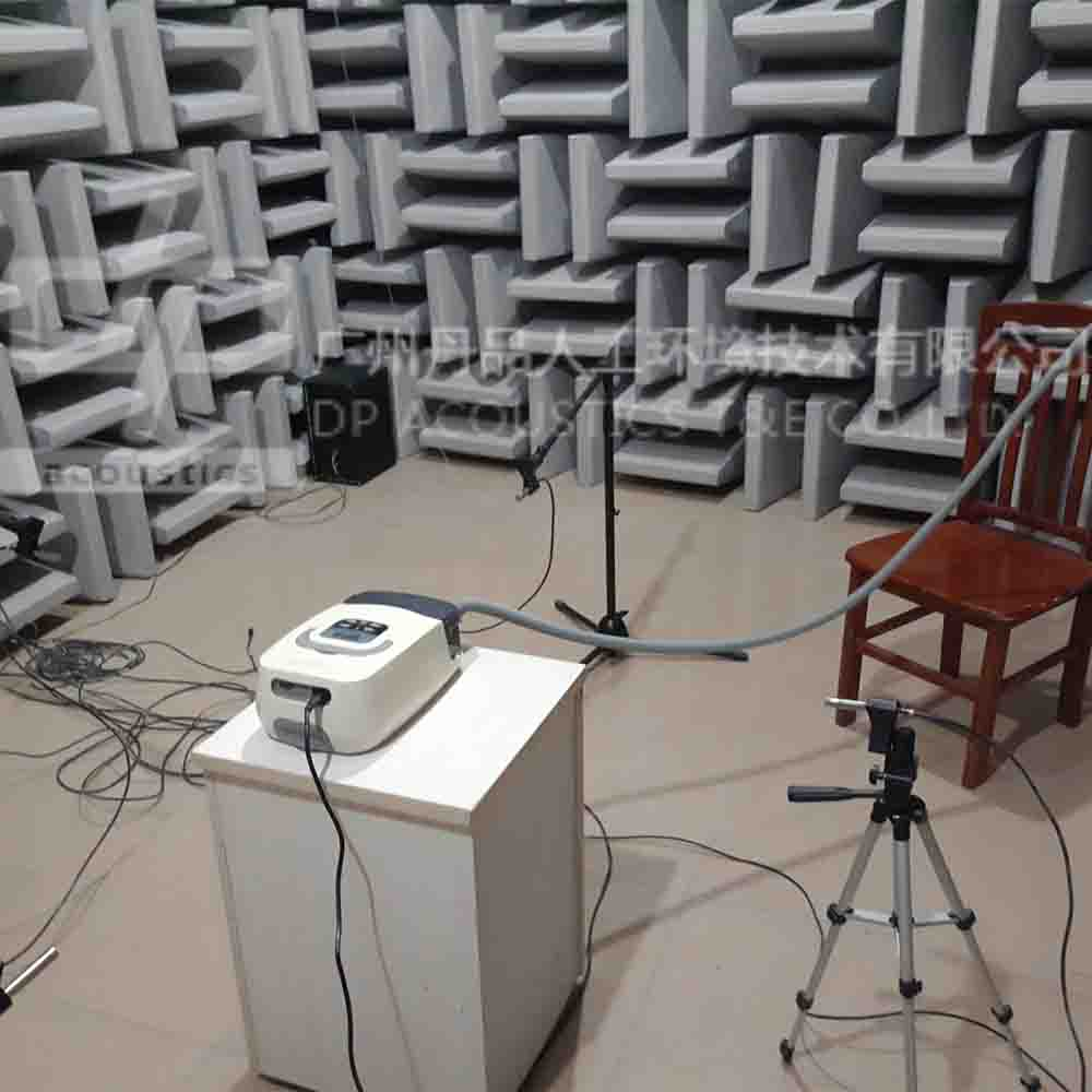 瑞迈特BMC-630C正压呼吸机噪声测试分析报告