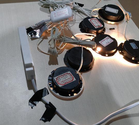 丹麦庐尚照明BOBLED驱动器在丹品半消声室内的噪声测试分析报告