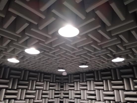 广州广汽优利得汽车内饰系统研发BOB 半消声室 声学设计、制造施工安装及现场实测验收简介